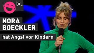 Nora Boeckler weiß, wie man Kinder schnell ruhigstellt | hr Comedy Marathon