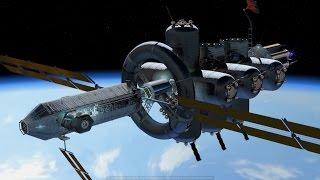 Nautilus-X - A Real Spaceship At Last