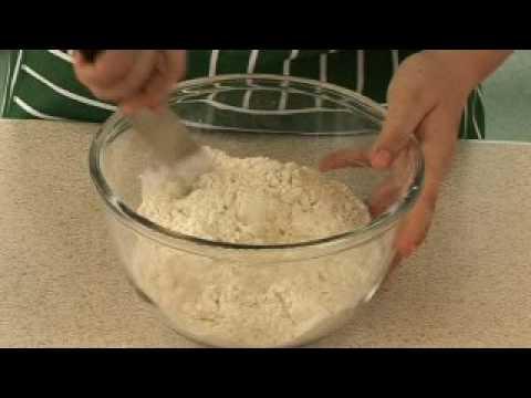 Forming a dough