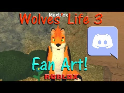 Roblox - Wolves' Life 3 - Fan Art! - HD