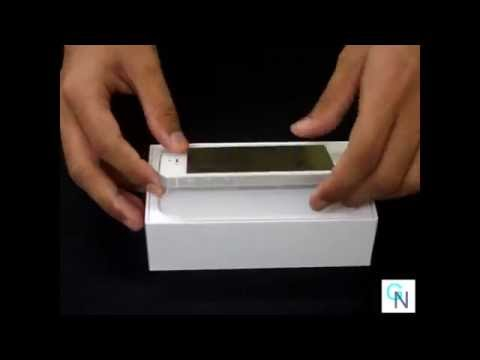 iPhone 5 16GB Unboxing & First Impressions