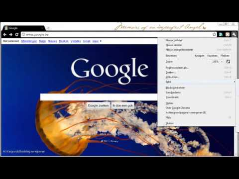Tutorial on how to delete the conduit toolbar in Google Chrome