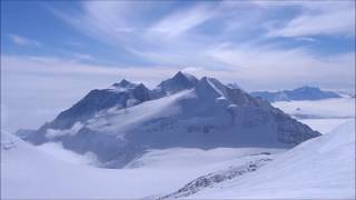 Visit to Antarctica confirms The discovery of frozen Alien Civilization