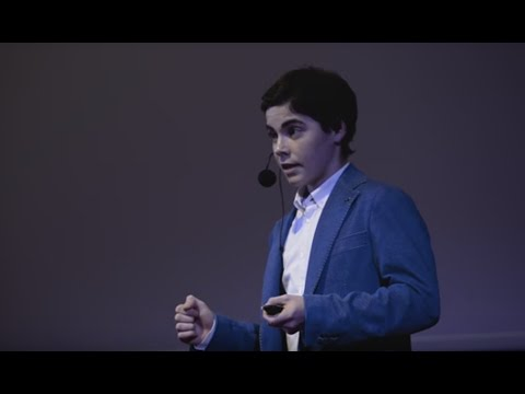 Never Underestimate The Power of Determination | Luca Fagotti | TEDxYouth@ISF