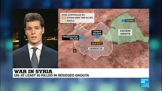 Syrian War: The West has no strategy in Syria
