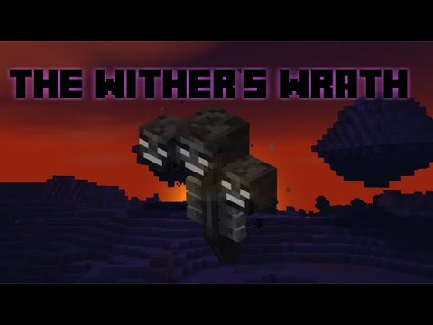 The Wither's wrath - A Minecraft film / skit