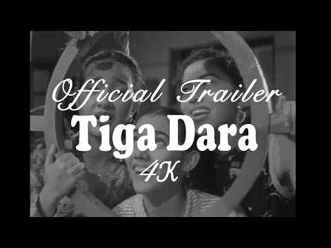 Tiga Dara | Official Trailer #TigaDara4K