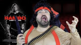 Rambo: Last Blood Angry Movie Review