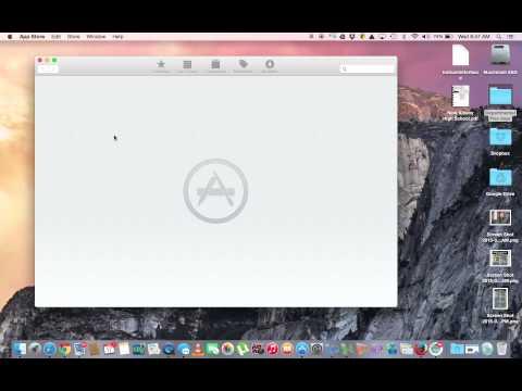 Update the Mac Computer