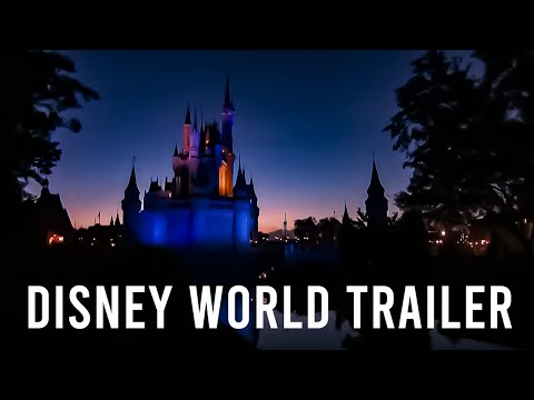 Disney World Teaser / New Disney Intro