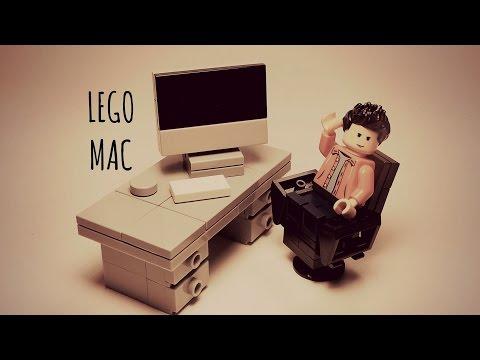 LEGO iMac - Tutorial