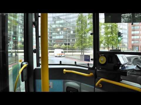 (HD) Full route visual - Route 507 | Waterloo - Victoria | MEC1 - BG09 JJK