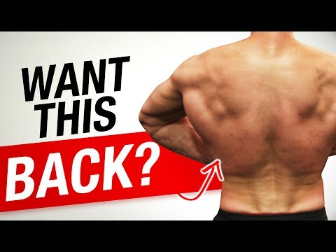 3 Back Exercises For Skinny Guys / HARDGAINERS!