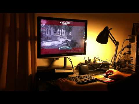 PS3 Modern Warfare 3 with Mouse and Keyboard