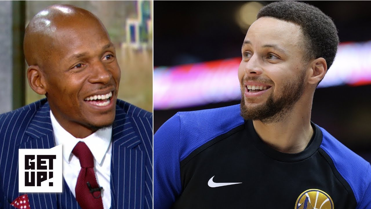 Steph Curry or Ray Allen: Who would win a 3-point contest showdown? | Get Up!