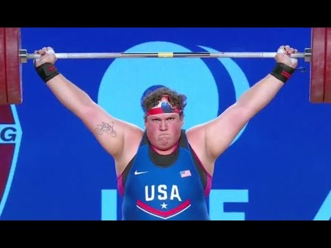 Women's 90+ kg A Session Snatch - 2017 IWF Weightlifting World Championships