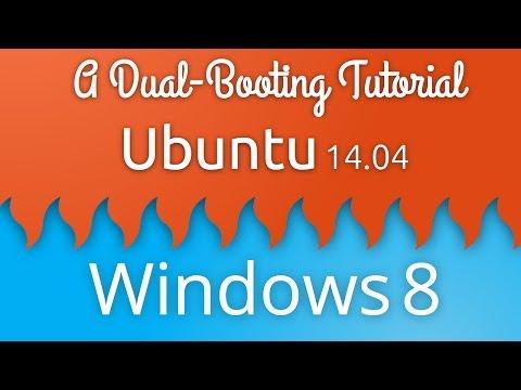 Ubuntu 14.04 - Dual boot Windows 8/8.1/10 and Ubuntu 14.04