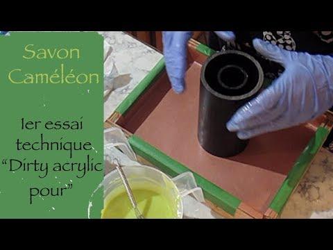 Français-Savon CAMÉLÉON