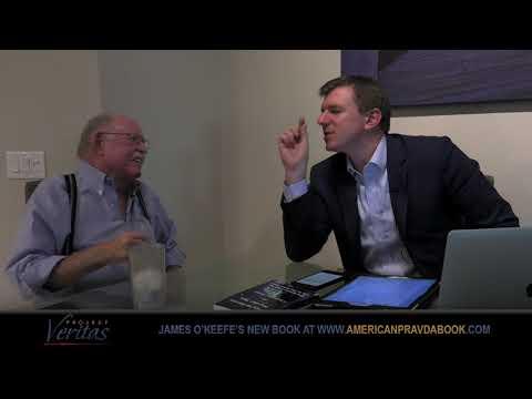 James O'Keefe Talks Journalism With Legendary Undercover Reporter Clarence Jones