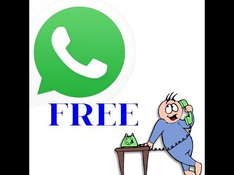 WhatsApp Free Calling