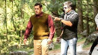 Salman Khan Shooting With Kabir Khan For Tubelight In Manali
