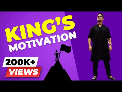 BEST Life Advice That Anyone will EVER give you | KING - Self Belief | BeerBiceps Motivational Video