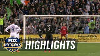 Sporting Kansas City vs. San Jose Earthquakes | 2018 MLS Highlights