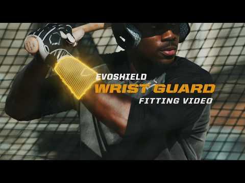 EvoShield Protective Wrist Guard Fitting Video
