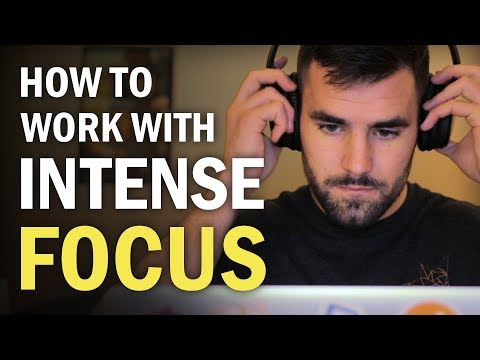 How to Study with INTENSE Focus - 7 Essential Tips