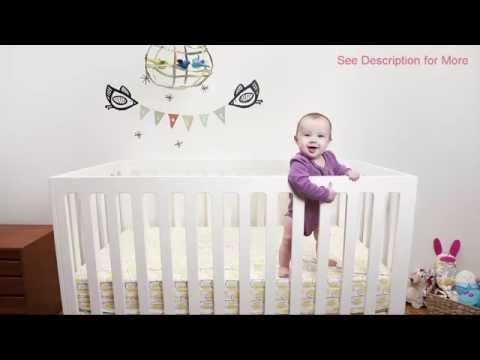 THE BEST BABY CRIBS & MATTRESS