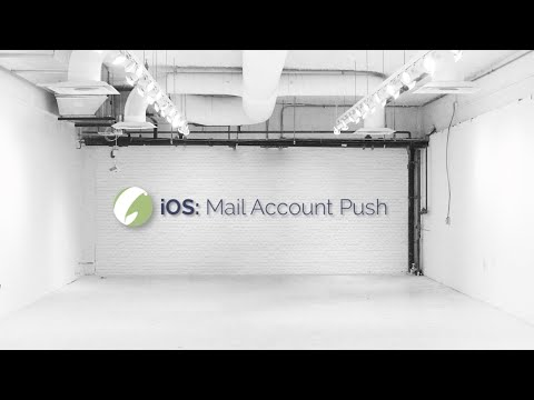 Secure Enterprise Email for iPhone and iPad