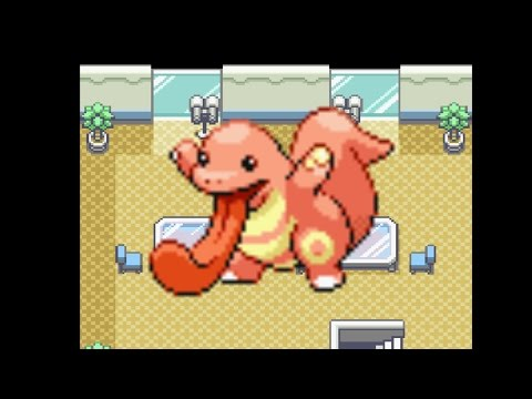 How to find Lickitung in Pokemon Fire Red and Leaf Green