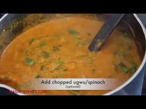 How to cook Ogbono Soup Naija Parents