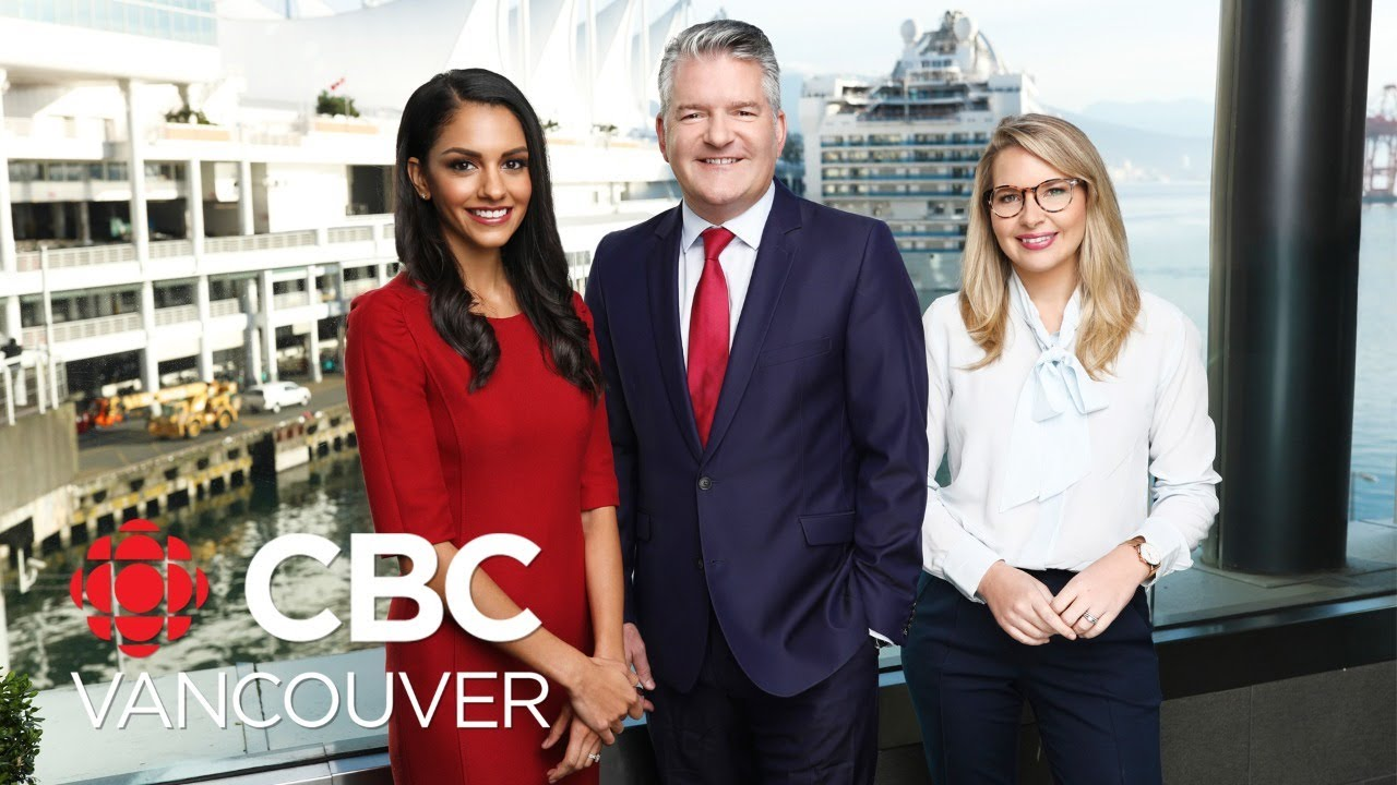 WATCH LIVE: CBC Vancouver News at 6 for April 14  — Vaccinating teachers & toxic drug emergency