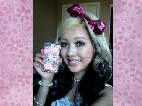 Swarovski Crystal Phone Case