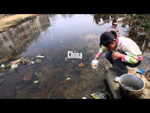 Water Pollution and Scarcity HD