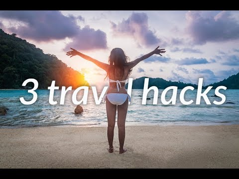 Travel Blog Hacks