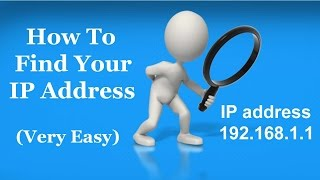 How To Find Your Ip Address Fast And Easy