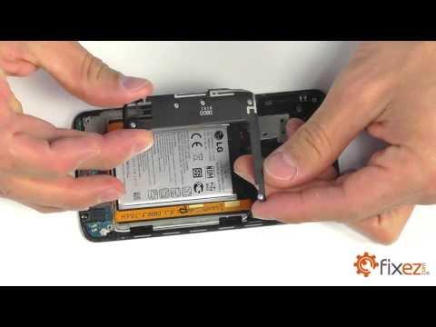 LG G2 Screen Repair & Disassemble