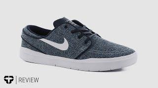 eae241bf Nike SB Stefan Janoski Hyperfeel Mesh Skate Shoes Review - Tactics.com