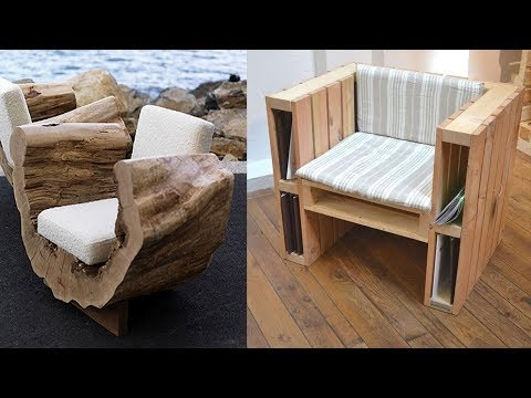 Creative DIY Recycled Furniture Projects & Ideas