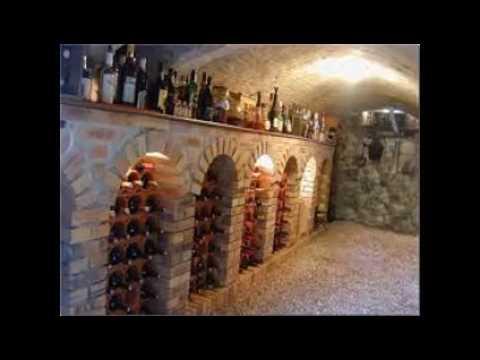 Underground Wine Cellar Construction
