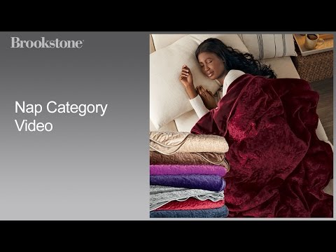 Nap Blankets Category Video