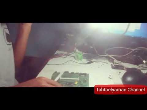 Asus X453M mati total (sebrank laptop service)