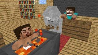 Monster School : BabySitter Part.2- Minecraft Animation