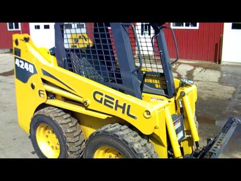 2007 GEHL 4240E For Sale