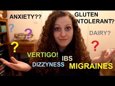 I WAS MISDIAGNOSED! | MY SEVERE GLUTEN INTOLERANCE STORY!  MIGRAINES, VERTIGO, IBS & MORE!