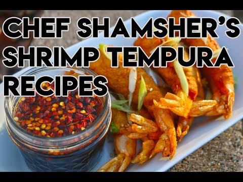 Shrimp Tempura Recipe | How to make Shrimp Tempura
