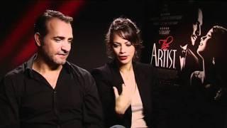 Interview Jean Dujardin Berenice Bejo The Artist