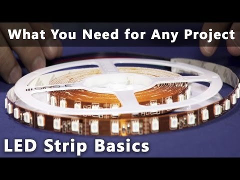 LED Strip Basics What You Need for Any Project or Installation